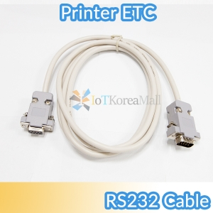 Printer RS232 Cable